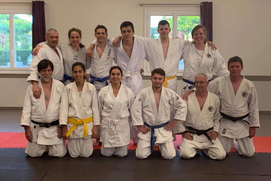 révision passage de grades jujitsu